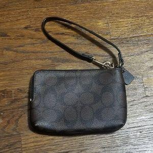 Coach Bags - Coach Wristlet Wallet